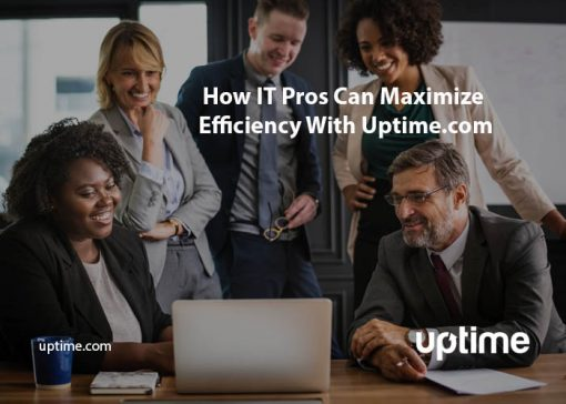 blog post title maximize efficiency uptime monitoring