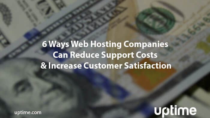 uptime.com web hosting company blog post