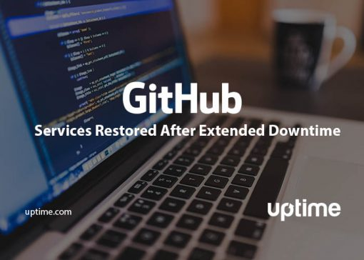 github outage blog post title graphic