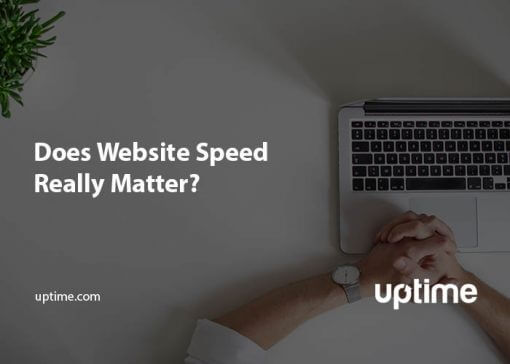website speed title graphic uptime.com