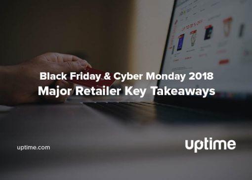 black friday 2018 retailer takeway