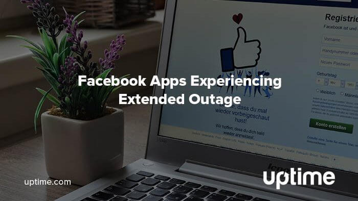 Facebook App Outages Up To Date News Uptime Com