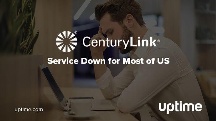 centurylink down blog post