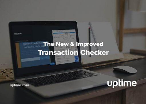 transaction check tool