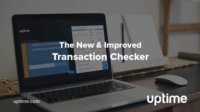 transaction check tool