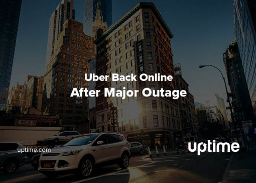 uber outage title graphic