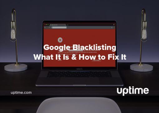 google blacklist title graphic