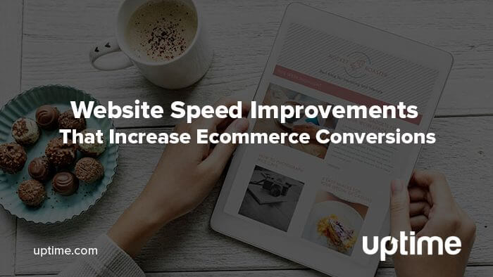 ecommerce conversions website speed
