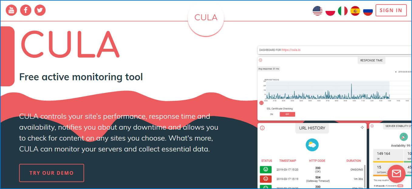 cula homepage