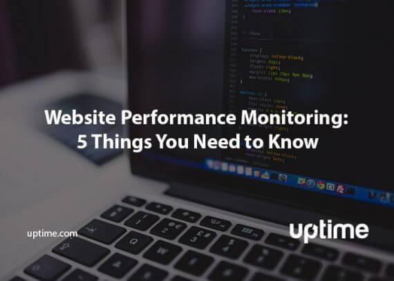 website-performance-monitoring