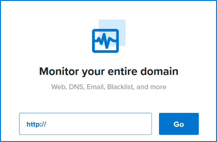 domain health screenshot data breach