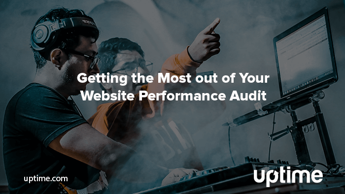 Cover for how to get the most out of your performance audit