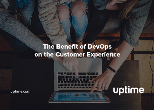 the benefit of devops on the customer experience title image