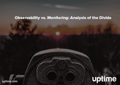 Observability vs. Monitoring: Analysis of the Divide