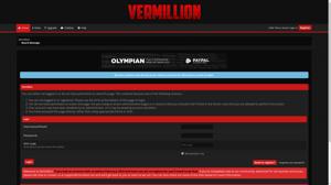 Website Speed Test Result for v3rmillion net | Uptime com