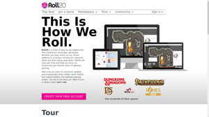 Website Speed Test Result for www roll20 net | Uptime com