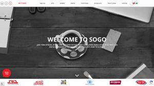 Website Speed Test Result for sogo co il | Uptime com