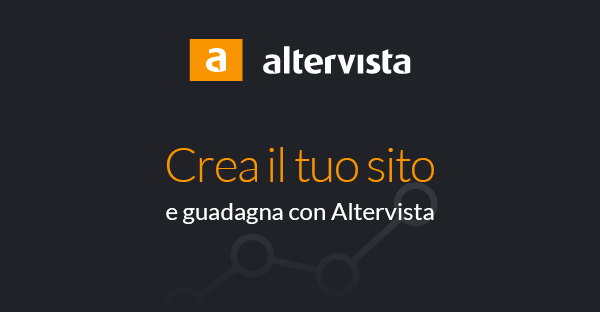 View Crea sito web gratis | Altervista outages and uptime