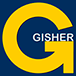 View Gisher outages and uptime