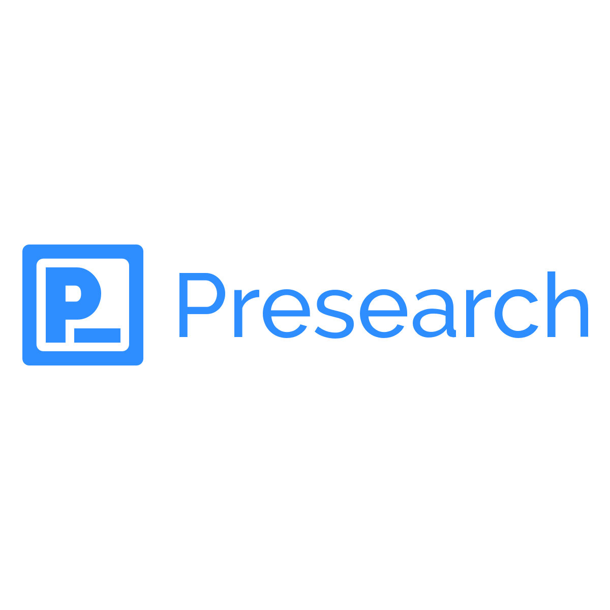 View Presearch outages and uptime